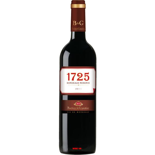 Rượu Vang B&G 1725 Bordeaux Reserve