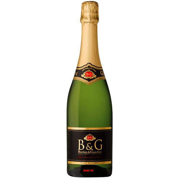 Rượu Vang B&G Sparkling Blanc De Blanc