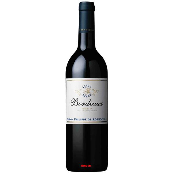 Rượu Vang Baron Philippe De Rothschild Bordeaux