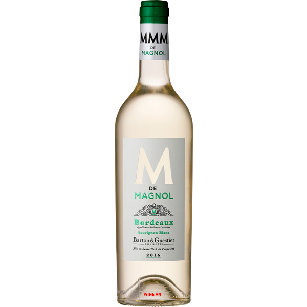 Rượu Vang Barton & Guestier M De Magnol Blanc
