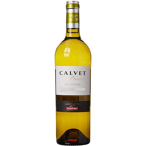 Rượu Vang Calvet Varietal Sauvignon Blanc