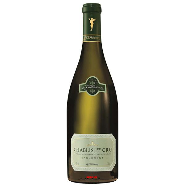 Rượu Vang Chablis 1Er Cru Vaulorent