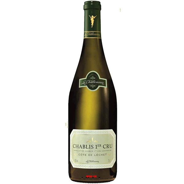 Rượu Vang Chablis Premie Côte De Léchet