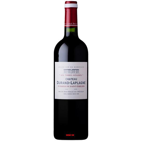 Rượu Vang Chateau Durand Laplagne Puisseguin