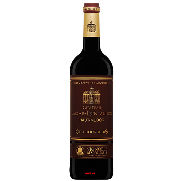 Rượu Vang Chateau Larose Trintaudon Haut Medoc Cru Bourgeois