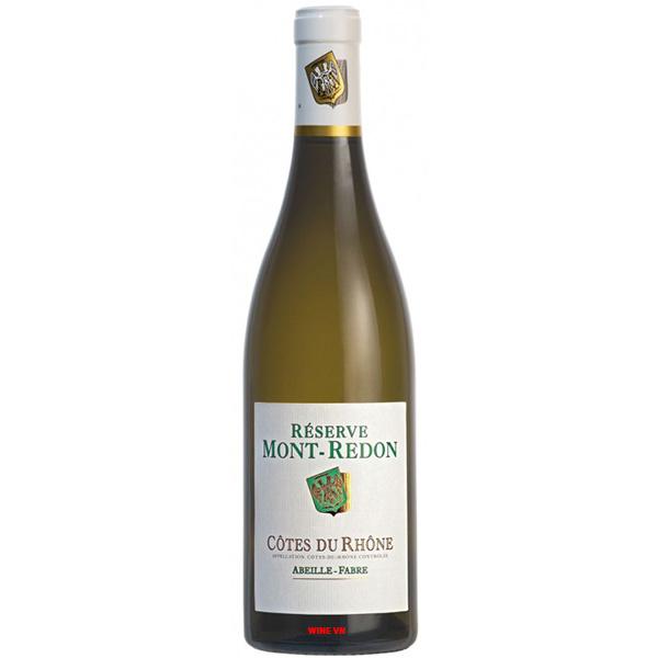 Rượu Vang Chateau Mont Redon Reserve Cotes Du Rhone