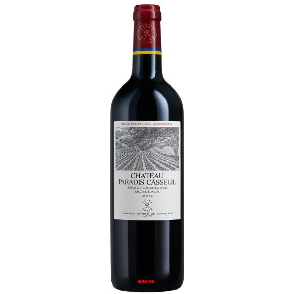 Rượu Vang Chateau Paradis Casseuil