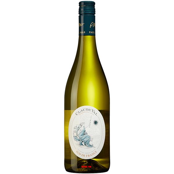 Rượu Vang Claude Val Blanc