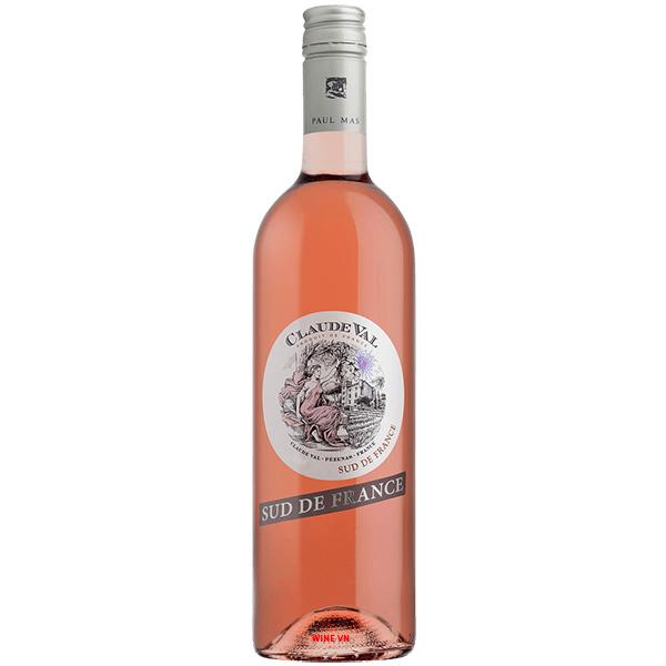 Rượu Vang Claude Val Rose