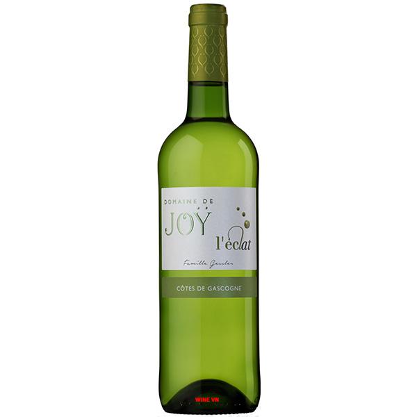 Rượu Vang Domaine De Joy L'eclat Cotes De Gascogne