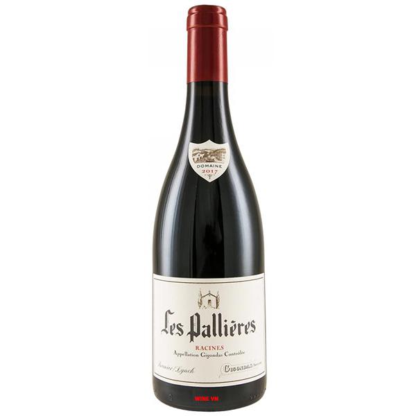 Rượu Vang Domaine Du Vieux Telegraphe Les Pallieres