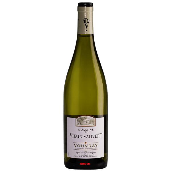 Rượu Vang Domaine Du Vieux Vauvert Vouvray