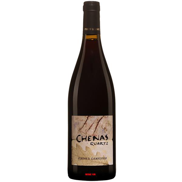 Rượu Vang Domaine Piron Lameloise Quartz Chenas