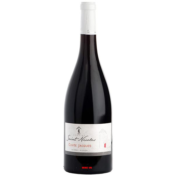 Rượu Vang Domaine Saint Nicolas Cuvee Jacques