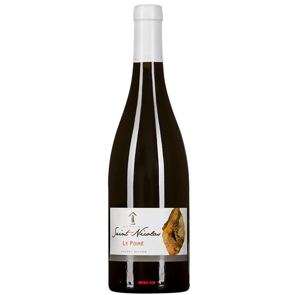 Rượu Vang Domaine Saint Nicolas Le Poire