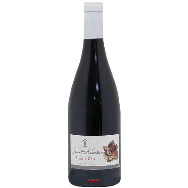 Rượu Vang Domaine Saint Nicolas Plante Gate