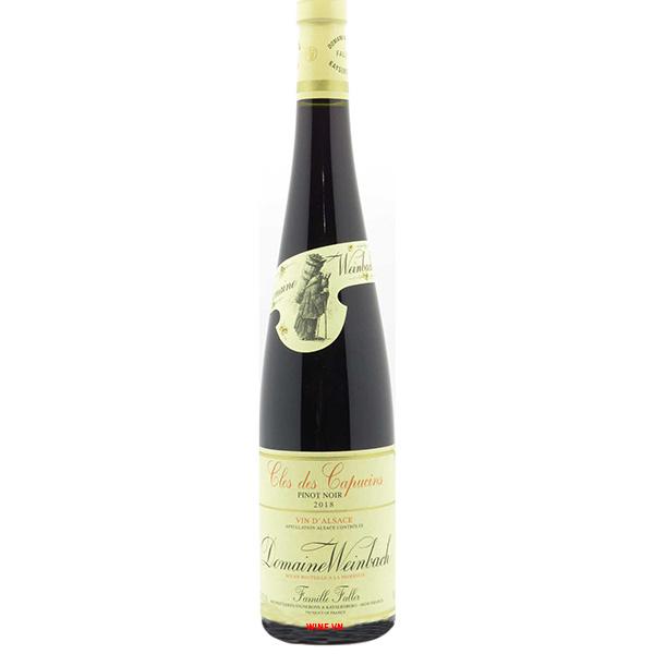 Rượu Vang Domaine Weinbach Clos Des Capucins Pinot Noir