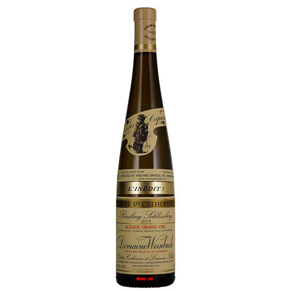 Rượu Vang Domaine Weinbach Cuvée Ste Catherine Riesling Schlossberg