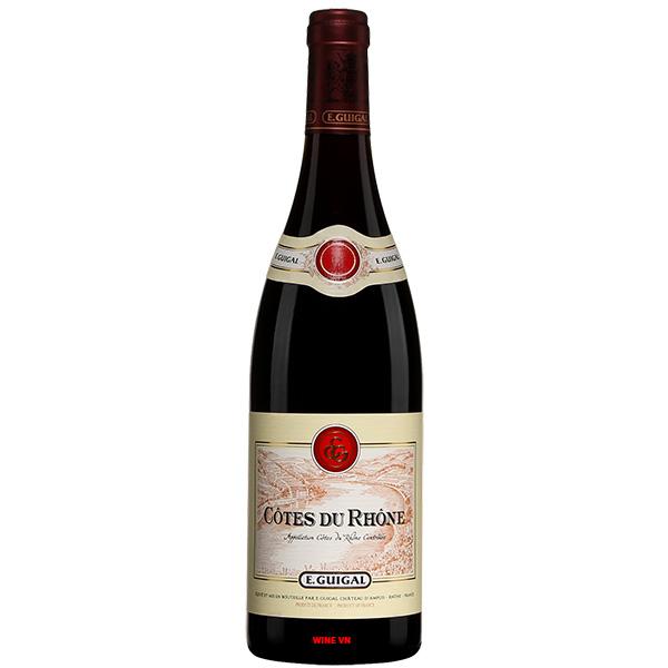 Rượu Vang E.Guigal Cotes Du Rhone