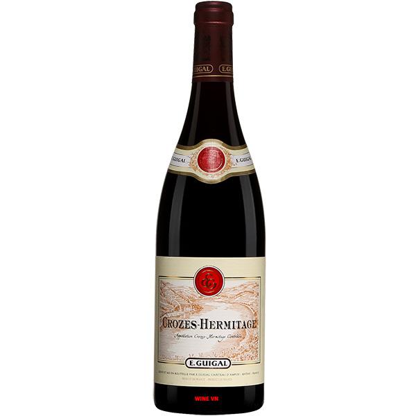 Rượu Vang E.Guigal Crozes Hermitage