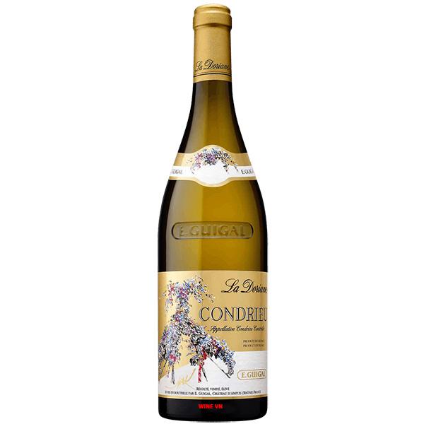 Rượu Vang E.Guigal La Doriane Condrieu