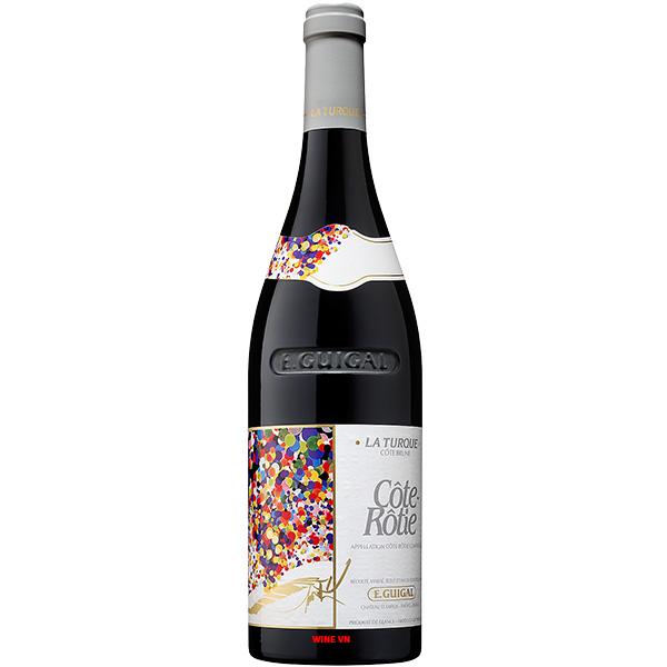 Rượu Vang E.Guigal La Turque Cote Rotie