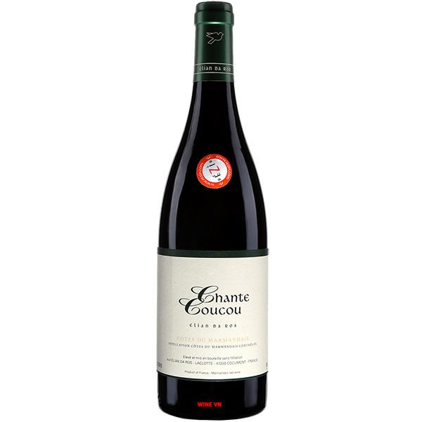 Rượu Vang Elian Da Ros Chante Coucou Cotes Du Marmandais