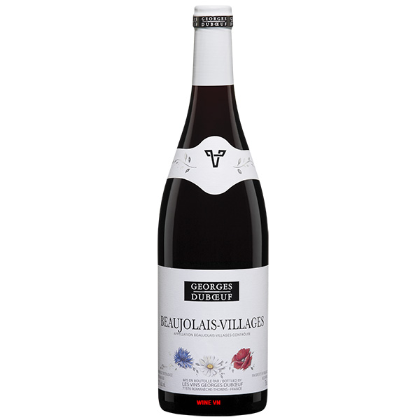 Rượu Vang Georges Duboeuf Beaujolais Villages