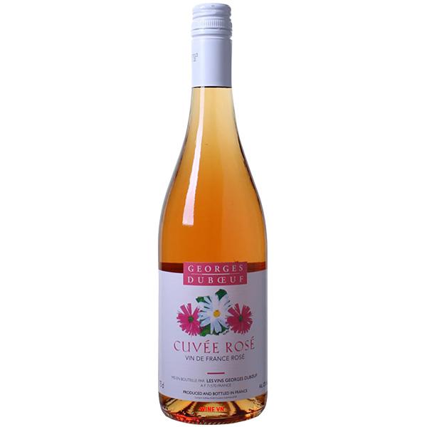 Rượu Vang Georges Duboeuf ROSE