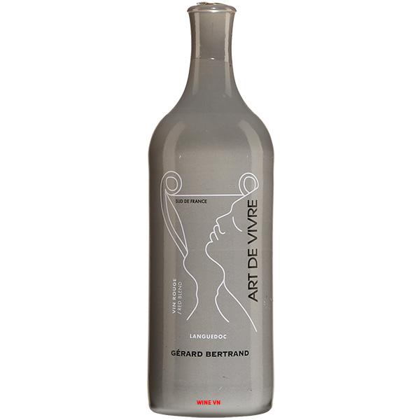 Rượu Vang Gerard Bertrand Art De Vivre Languedoc
