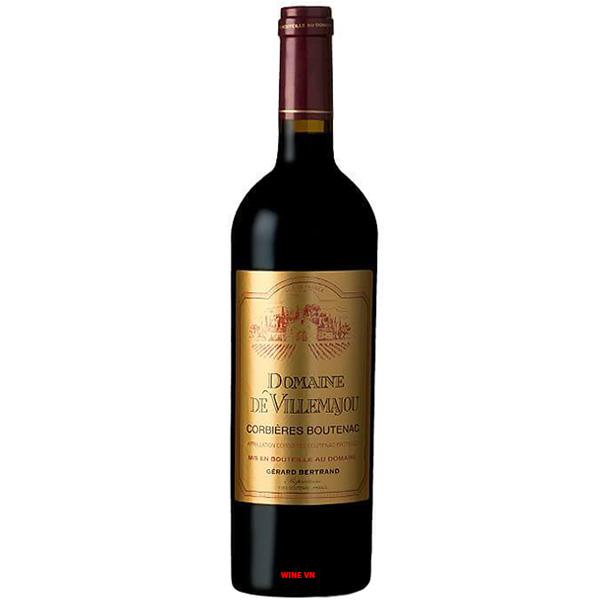 Rượu Vang Gerard Bertrand Domaine De Villemajou