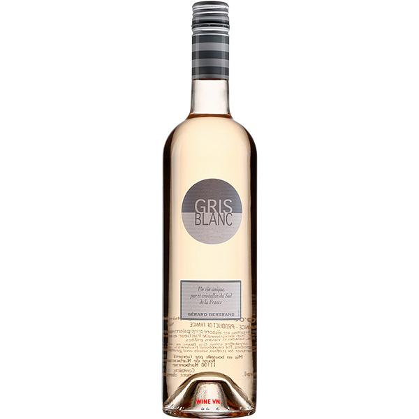 Rượu Vang Gerard Bertrand Gris Blanc