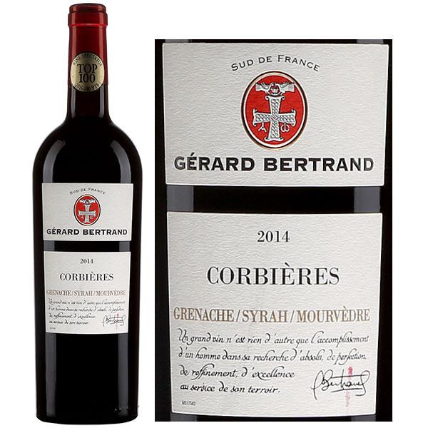 Rượu Vang Gerard Bertrand Terroir Corbieres