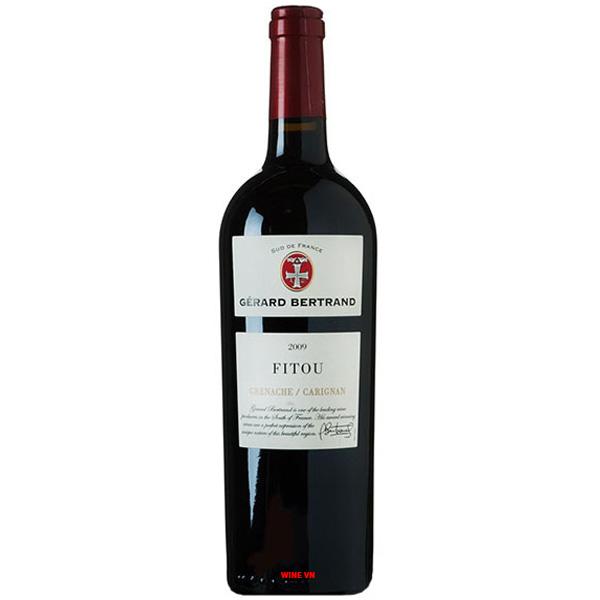 Rượu Vang Gerard Bertrand Terroir Fitou