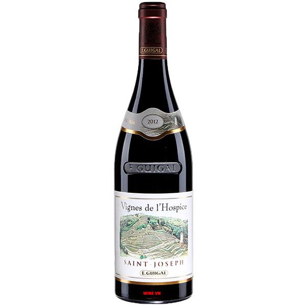 Rượu Vang Guigal Vignes De l'Hospice Saint Joseph