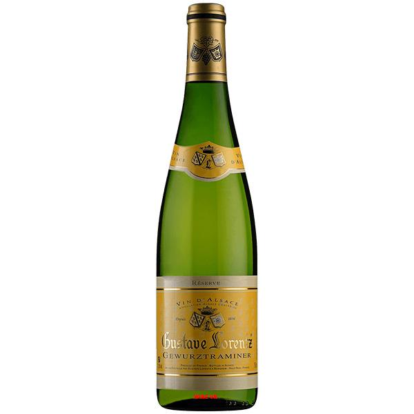 Rượu Vang Gustave Lorentz Alsace Gewurztraminer