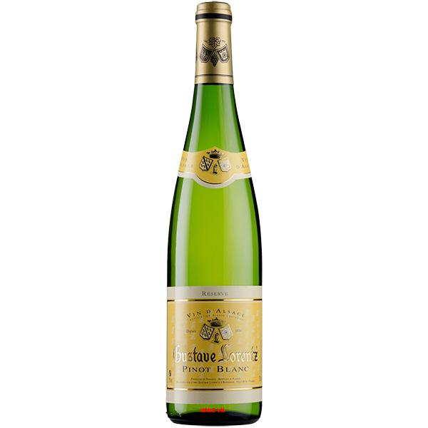 Rượu Vang Gustave Lorentz Alsace Pinot Blanc