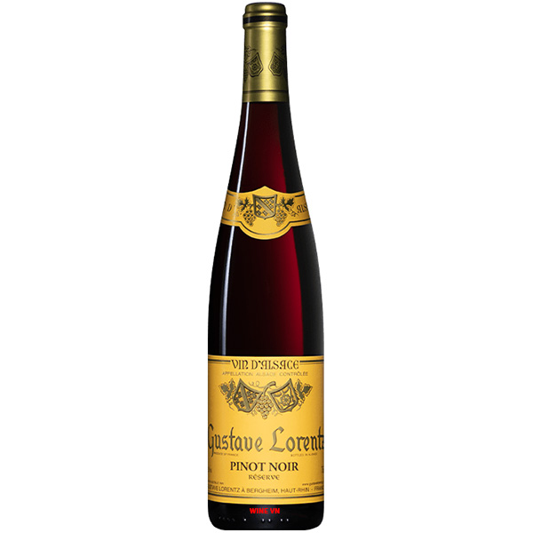 Rượu Vang Gustave Lorentz Pinot Noir