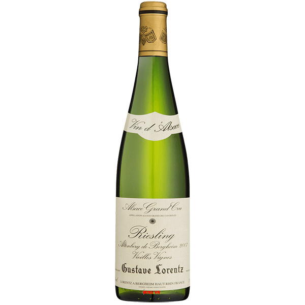 Rượu Vang Gustave Lorentz Riesling Grand Cru Altenberg De Bergheim
