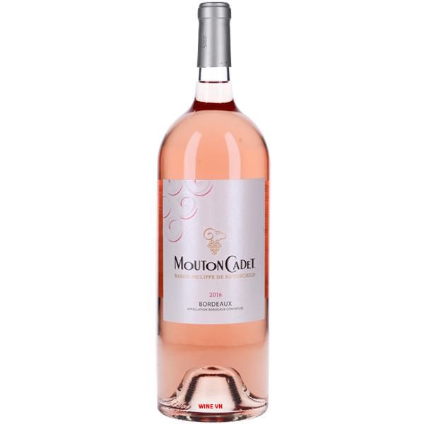 Rượu Vang Hồng Mouton Cadet Bordeaux