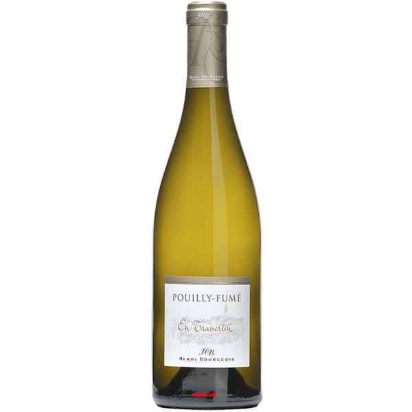 Rượu Vang Henri Bourgeois En Travertin Pouilly Fume