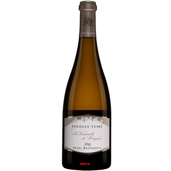 Rượu Vang Henri Bourgeois La Demoiselle De Bourgeois Pouilly Fume