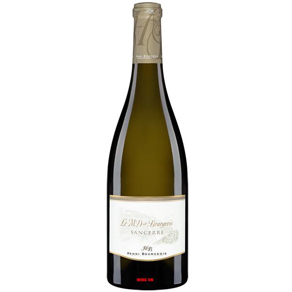 Rượu Vang Henri Bourgeois Le MD De Bourgeois Sancerre