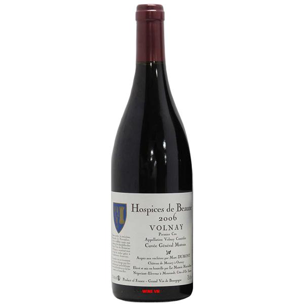 Rượu Vang Hospices De Beaune Volnay