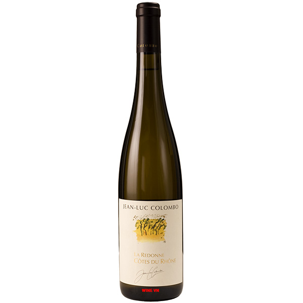 Rượu Vang Jean Luc Colombo LA REDONNE Cotes Du Rhone