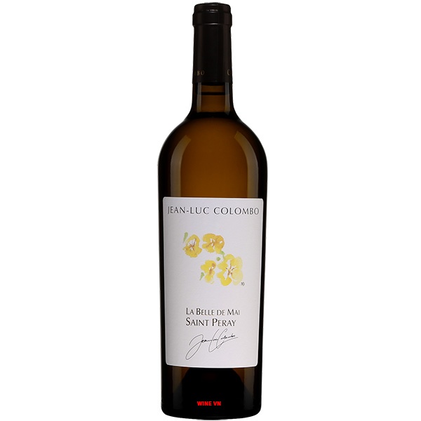 Rượu Vang Jean Luc Colombo La Belle De Mai Saint Peray