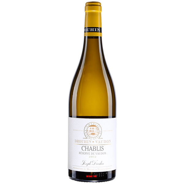 Rượu Vang Joseph Drouhin Chablis Reserve De Vaudon