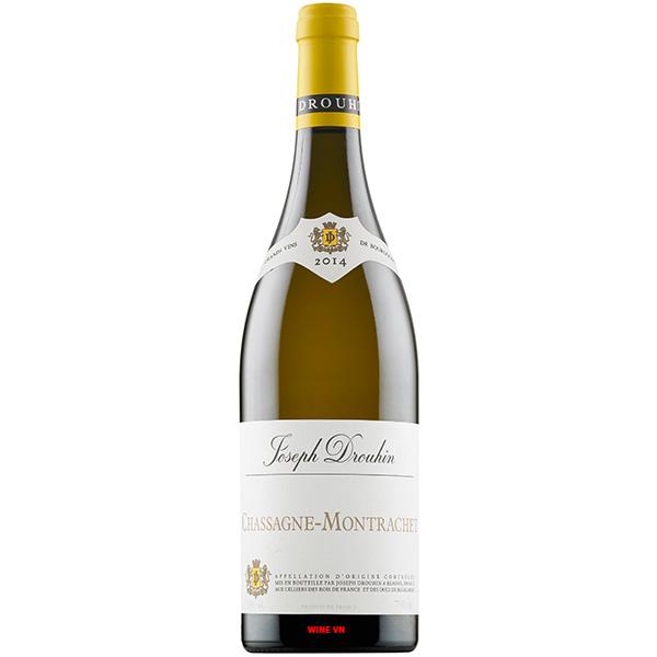 Rượu Vang Joseph Drouhin Chassagne Montrachet