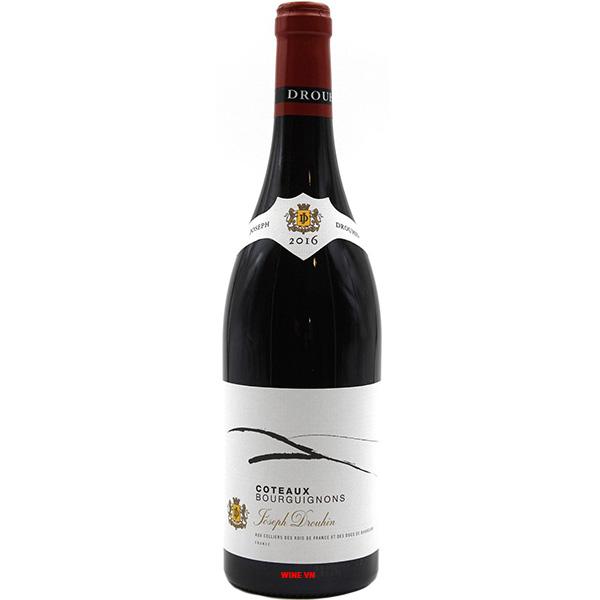 Rượu Vang Joseph Drouhin Coteaux Bourguignons