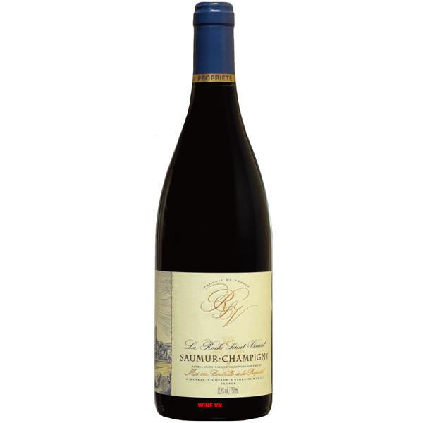 Rượu Vang La Roche Saint Vincent Saumur Champigny